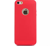 Candy Slim Need TPU Material Phone Case for iPhone 5/5S(Assorted Colors)