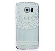 slim gemalt tpu weichen Kasten für Samsung-Galaxie s6