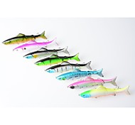8PCS 125mm 17.7g Fishing Lure Set