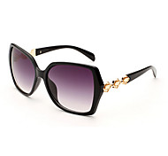 mujeres 's 100% UV400/Anti-Radiación De Gran Tamaño Gafas de Sol