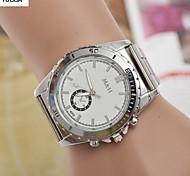 Men'S Quartz Alloy, Switzerland Watch The Sun Wen Steel Band Watch Cool Watch Unique Watch