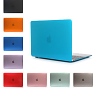 Solid Color PC Hard Case with Crystal for MacBook Retina 12 inch(Assorted Colors)