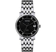 Senhorita. aço COMTEX relógio relógio de quartzo s6194l-2-2