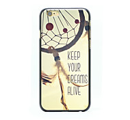 Keep your dreams alive hard case for iPhone 6 case