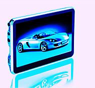 Lecteur DVD de voiture - Navigateur GPS - 480 x 272 - 4.3 pouces