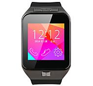 inteligente smartwatch relógio M9 para iphone android telefone pedômetro sono rastreador fm câmera mp3 / mp4