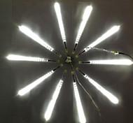 dc12v ingresso 23W 30 centimetri lunghe 36pcs 3528SMD ha condotto meteore deboli, di colore bianco 10 pc / set