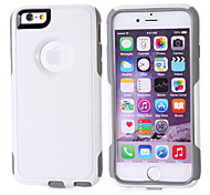 Super Protection TPU+PC 2in1 Combo Shell Protective Sleeve for iPhone 6  (Assorted Color)