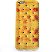 Biscuit Pattern Software Phone Case for iPhone 6
