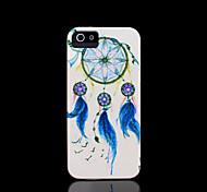 cobertura padrão dreamcatcher para iphone 4 / iphone 4 s caso