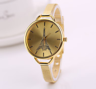 The new type watches free shipping 2015 new ladies quartz watches tower casual watches analog quartz unisex