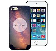 Believe Design Hard Case for iPhone 4/4S