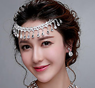 Gorgeous Rhinestones Wedding/Party Headpieces/Forehead Jewelry