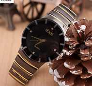 Lady'S Color Digital Calibration Alloy Watches Steel Belt Watch Fashion