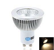 BRELONG GU10 6W 1COB 550LM 3000 - 3500K Warm White Spot Lights AC 85-265 V