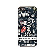 Personalized Gift Special Pattern  Aluminum Hard Case for iPhone 5/5S