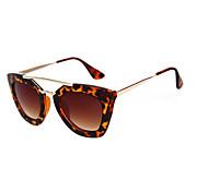 Sonnenbrillen mujeres's Elegant / Retro / Vintage / Modern / Modisch Wandern Schwarz / Braun / Leopard Sonnenbrillen Vollrandfassung