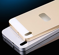 Metal Frame Acrylic Mirror Backplane Metal Hard Case for HTC Desire 816  (Assorted Colors)