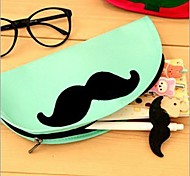 Cutie Cartoon Stylish Multi Color Leather Purse/Mouse Mat (Random Delivery)