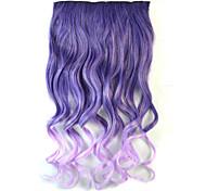 gradiente peça essencial belo cabelo fashion girl