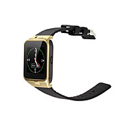 Tragbare - Smart Watch - Bluetooth 2.0/Bluetooth 3.0/Bluetooth 4.0/WIFI - Freisprechanlage/Media Control/Nachrichtensteuerung/Kamera
