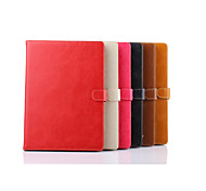 Crazy Horse Sided Profile Card with Stand Protective Sleeve for ipad 6