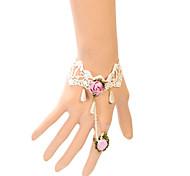 Damen Armbänder Kette Alluminium