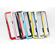 Двухцветный PC + TPU бампер для Samsung Galaxy S6 край