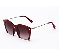 Women 's 100% UV Oval Sunglasses