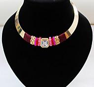 Women's Fashion Bohemian Style Collar Necklace