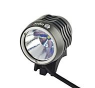 UGOE TB05-04 4 Mode 1000lumens Bike Front Lights/Headlamps Battery 4*18650 Waterproof/Rechargeable/Impact Resistant