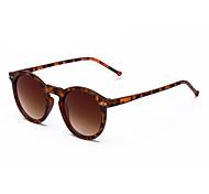Sunglasses Women'sElegant Round Black / Lilac-pink / Purple / Multi-Color / Transparent Sunglasses Full-Rim