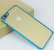 Iphone 5 / 5S / 5C relief scalloped metal frame to protect the lens arc metal frame S-0010-1