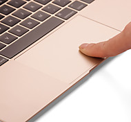 "CCI pieles escudo plam guardia para el macbook 12 ""retina con la etiqueta engomada touchpad"