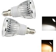 Focos LED Ding Yao E14 9W 1 COB 50-150 LM Blanco Cálido / Blanco Fresco AC 85-265 V 2 piezas