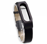 Replaceable Leather Band for Xiaomi Smart Watch Bracelet