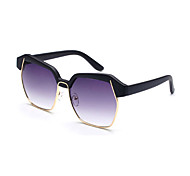 mujeres 's Anti-reflectante/Photochromic/100% UV400 Aviador Gafas de Sol