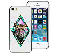 The Leopard Design Hard Case for iPhone 4/4S