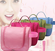 Hanging Travel Toiletry Cosmetic Bag Makeup Storage Case (Random Color)