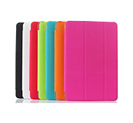 8 Inch Triple Folding Pattern High Quality PU Leather Case for Galaxy Tab A 8.0(Assorted Colors)