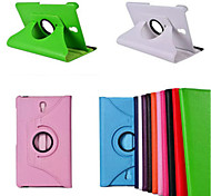 "360 Degree Rotating PU Leather Cover Protector For Samsung Galaxy Tab S 10.5"" T800/ Tad 8.4""T700"