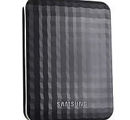 Disco duro externo Samsung de 2,5 pulgadas de 500 GB USB 3.0 Anti-huella digital (Caso cable incluido)