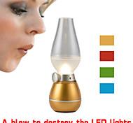 simple operación puede ajustar el brillo, un golpe de la lámpara de escritorio llevado