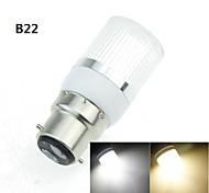g9 / GU10 / E14 / B22 / E27 5W 15x5630smd 450lm 3500K 6000K bombillas blanco caliente / frío blanco casa / oficina de maíz AC110-240V