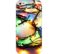 The Flash Pattern Phone Back Case Cover for iPhone5C