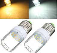 LED a pannocchia 9 SMD 5730 Ding Yao T E26/E27 3W 160 LM Bianco caldo / Luce fredda 2 pezzi DC 12 V