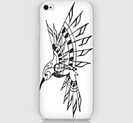 The Birds Pattern Phone Back Case Cover for iPhone5C
