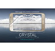cristal NILLKIN film protecteur d'écran anti-empreintes digitales pour galaxie J5