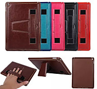 """9.7""""Inch Crazy Ma Pattern Luxury PU Wallet Leather Back Cover with Stand for iPad 2/3/4(Assorted Colors)"""