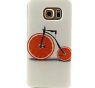 Bicycle Pattern TPU Material Phone Case for Samsung Galaxy S3 S4 S5 S6 S3Mini S4Mini S5Mini S6 edge